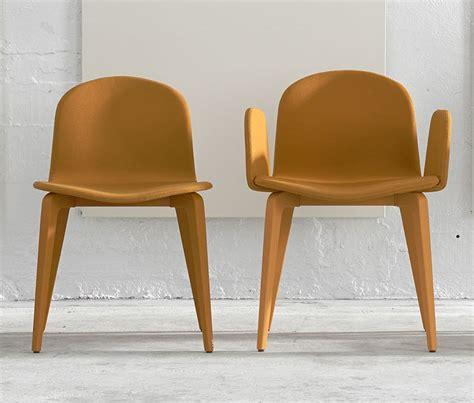 chaise bureau jaune nouveau chaise et fauteuil design scandinave en tissu