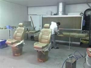 Reparation d39un siege en cuir produits pour le cuir doovi for Tapis yoga avec restaurer canapé cuir abimé