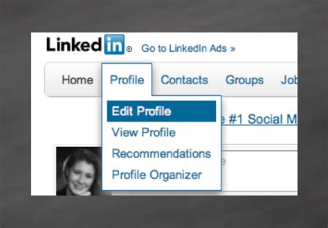 how can i see another persons linkedin profile without