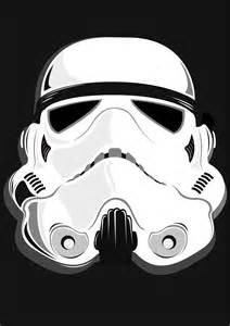 Stormtrooper Helmet Drawing