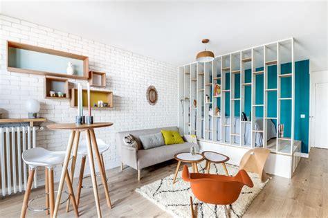 architecture dinterieur scandinave salle de sejour
