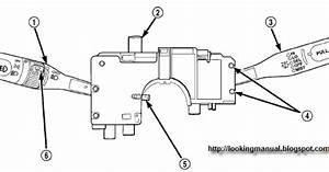 Front Windshield Wiperwasher Switch Location