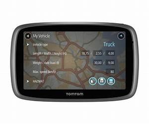 Gps Poid Lourd Tomtom : tomtom trucker 6000 ~ Melissatoandfro.com Idées de Décoration
