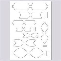 leather bow template free no sew leather or felt bow template at www rsherwooddesign felt crafts