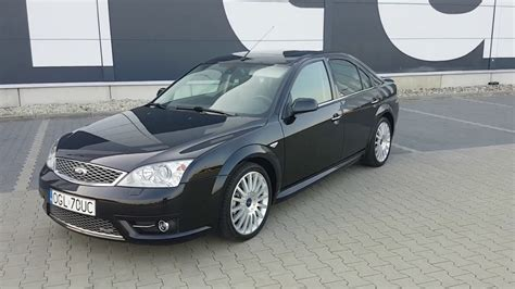 ford mondeo 3 ford mondeo st220 3 0 v6 226km ii lift black panther