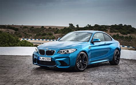 2018 Bmw M2 Coupe Wallpaper Hd Car Wallpapers