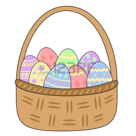 Use this free printable basket template in a wide variety of crafts; Empty Apple Basket Clipart | Clipart Panda - Free Clipart ...