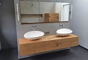 Unterschrank Bad Hängend : pin von marie auf bad in 2019 badezimmer waschtisch und badezimmer spiegelschrank ~ Watch28wear.com Haus und Dekorationen