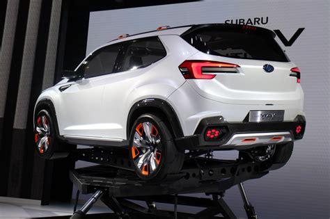 subaru viziv truck subaru viziv future concept 2015 tokyo motor show