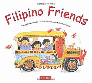Filipino Friends » KidsTravelBooks