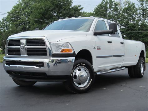2010 Dodge Ram 3500 6.7l Cummins Diesel Dually Sold