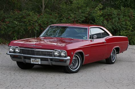 Immaculate Unrestored 1965 Chevrolet Impala SS Shows Just ...