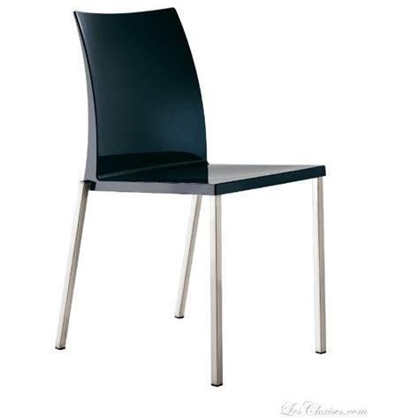 chaise de bureau transparente but chaise plastique design kuadra par pedrali et chaises