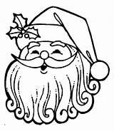 Coloring Santa Claus Beard Joyful Happy Curly Printable Template Mrs Draw Colornimbus Goatee Netart Getcolorings Drawing sketch template