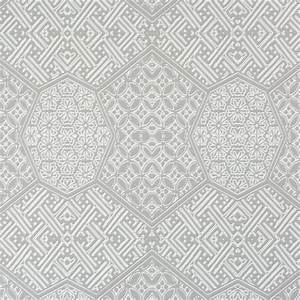 Grey Geometric Wallpaper