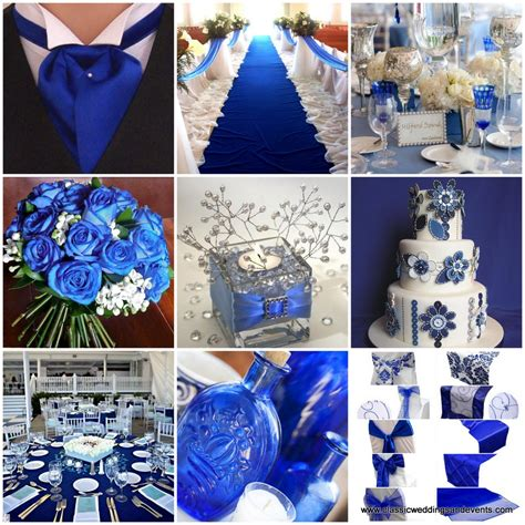 royal blue and gold wedding decorations classic weddings and events royal blue wedding ideas