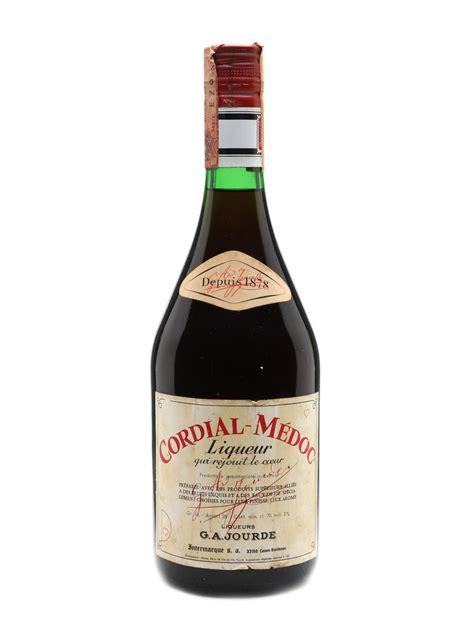 cordial liqueur jourde cordial medoc liqueur lot 20546 whisky auction whisky fine spirits online auction