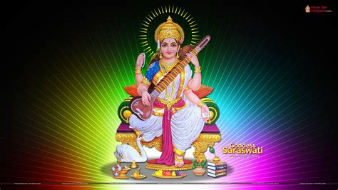 Animated Goddess Saraswati Wallpaper - goddess saraswati hd wallpaper maa saraswati