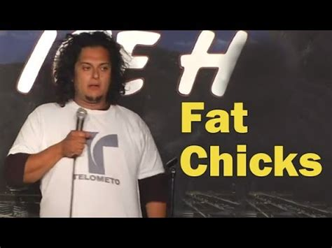 Stand Up Comedy Youtube Channel by Felipe Esparza Fat Stand Up Comedy Youtube