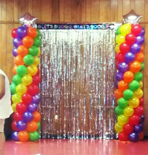 party balloons party disco birthday party disco party