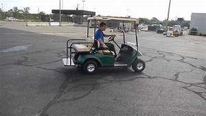 2002 Reconditioned Gas Ez Go Golf Cart
