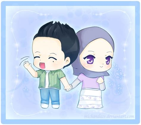 anime islami terbaru gambar animasi kartun islami lucu gambar kata kata