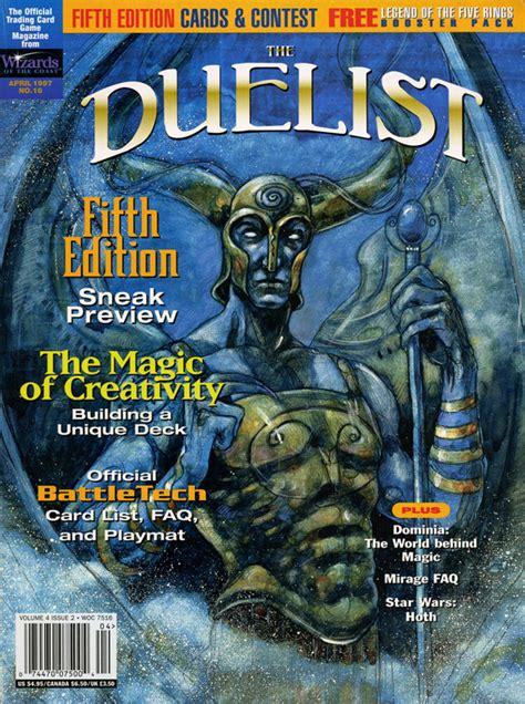 duelist mtg wiki