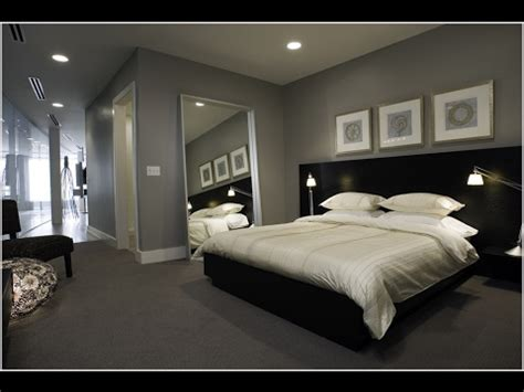 grey carpet for bedroom decor ideas