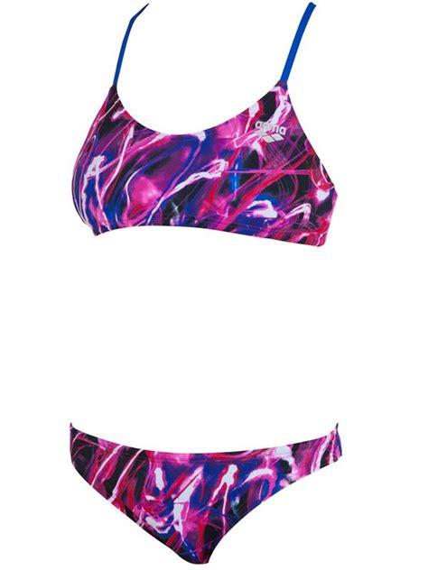 Arena Ladang Fuchsia Sports Bikini