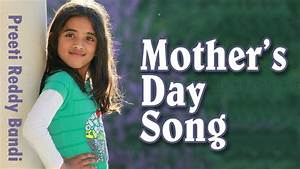 Mother's Day Song / Mothers Day Song /A Mother's Love By ...