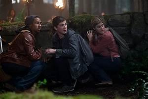 "Logan Lerman returns as demi-god Percy Jackson in ""Percy ..."
