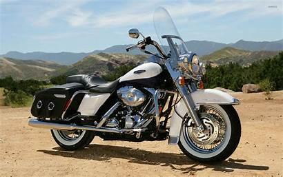 Harley Davidson King Road Motorcycles Classic Wallpapers