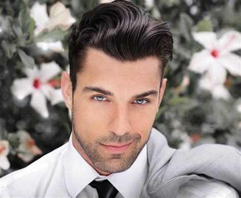 22 Trendy Hairstyles For Men Ideas