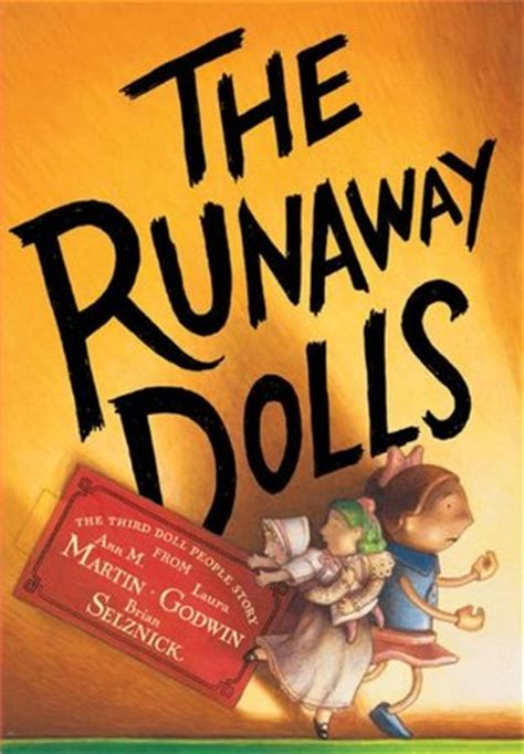 runaway dolls doll people   ann  martin