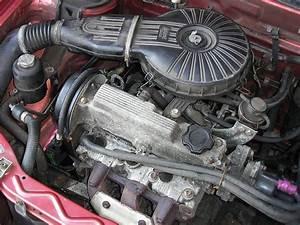 Suzuki G Engine