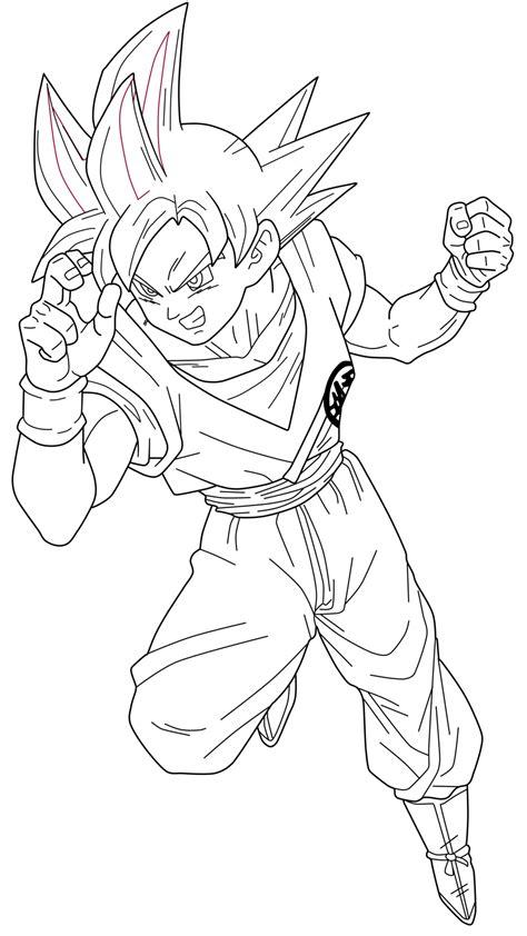 Buy Goku Ssj4 Para Colorear Imagui Print Posters On Wallpart