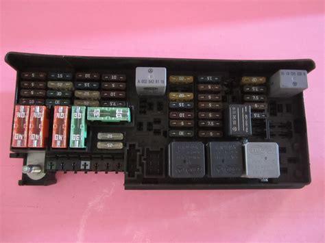 164 540 3373 mercedes ml350 ml550 r350 gl350 fuse box 1645403372 used auto parts