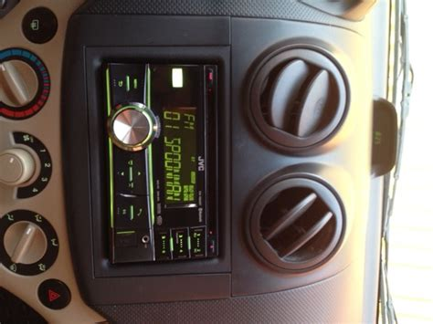 aveo bluetooth radio options