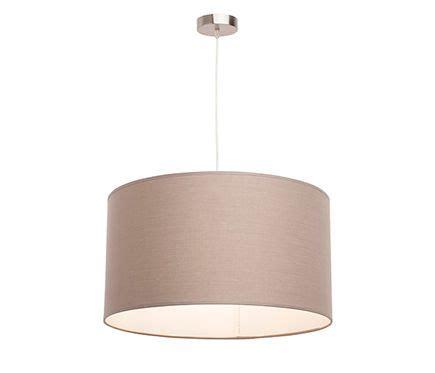 lampara de techo nicole marron inspire leroy merlin