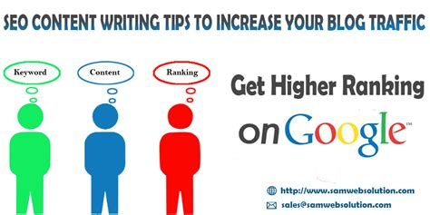 Tips For Writing Seo Friendly Articles Drive More Traffic
