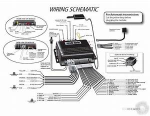 Vehicle Alarm Wiring Diagram