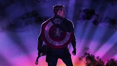 Captain America Shield Broken Hammer Thor Wallpapers