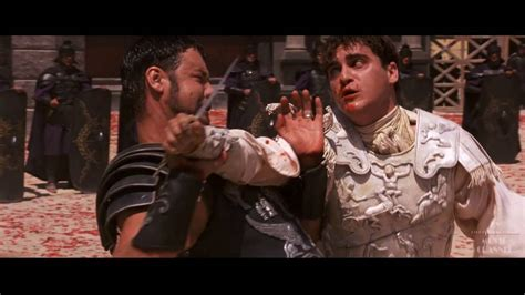 Commode Gladiator by The Gladiator Maximus Kills Commodus