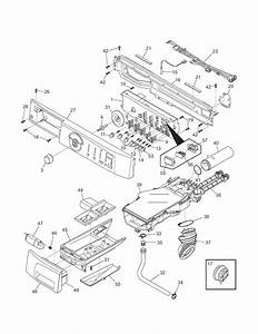 Kenmore 417 44082400 Washer Wiring Harness