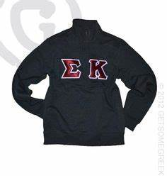 1000 images about sigma kappa custom board on pinterest With kappa sigma stitched letters