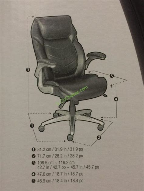 true innovations active lumbar chair costcochaser
