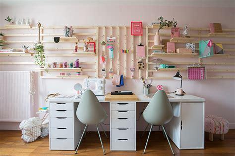 organiser un bureau rangement mural comment bien organiser bureau
