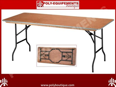 table en bois pliante myqto