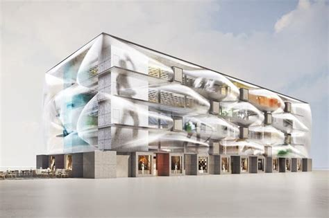 philippe starck architecture phillipe starck presents quot the first inflatable building quot in france news events