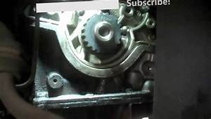 Timing Belt Replacement Ford Focus 2002 2 0l Vin 3 Dohc